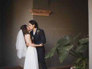 La boda de Jimena y David