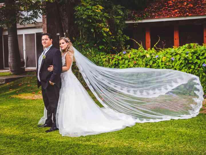 La boda de Maluz y Pedro