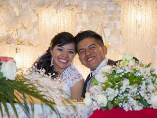 La boda de Mariela y Pablo