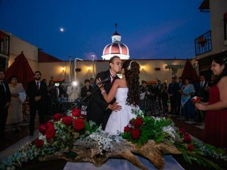 La boda de Diana y Alberto