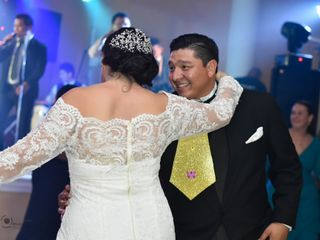 La boda de Beddy  y Alan  2