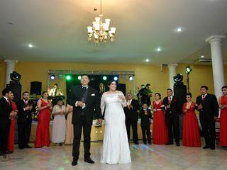 La boda de Beddy  y Alan