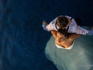 La boda de Karina y Joel
