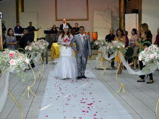 La boda de Ana Estefania  y Josias 1