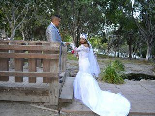 La boda de Ana Estefania  y Josias 2