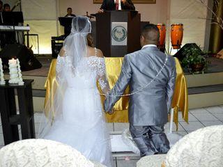 La boda de Ana Estefania  y Josias 3