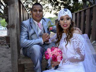 La boda de Ana Estefania  y Josias