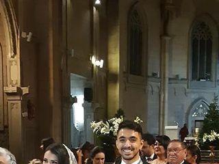 La boda de Itzel y Sergio  2