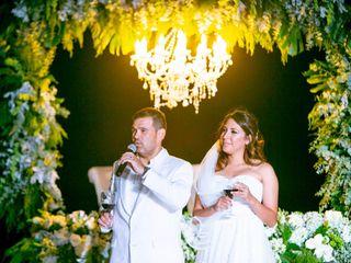La boda de Diana y Sinaí