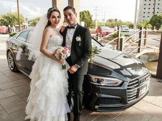 La boda de Vanessa  y Gustavo