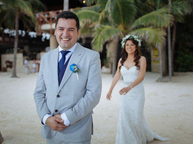 La boda de Mayra y Said