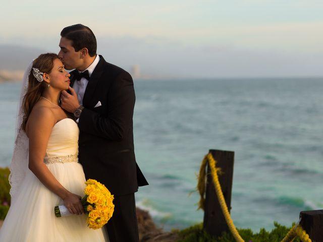 La boda de Joel y Karina en Rosarito, Baja California 8