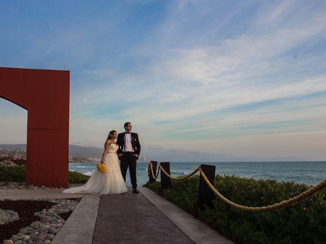 La boda de Joel y Karina en Rosarito, Baja California 9