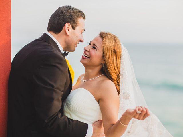 La boda de Joel y Karina en Rosarito, Baja California 11