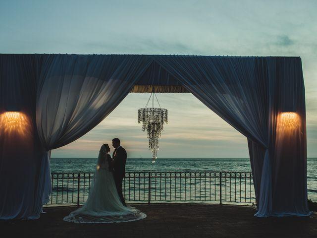 La boda de Joel y Karina en Rosarito, Baja California 14