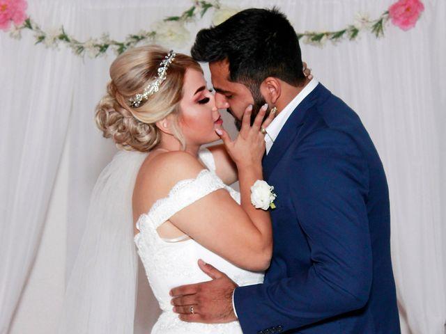 La boda de Lorenna y Victor