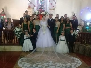 La boda de Deysi y Ermilo  3