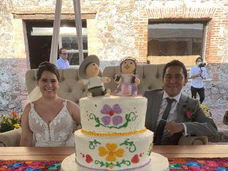 La boda de María  y Samuel  3