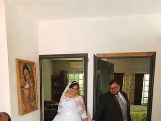 La boda de Citlaly  y David 1