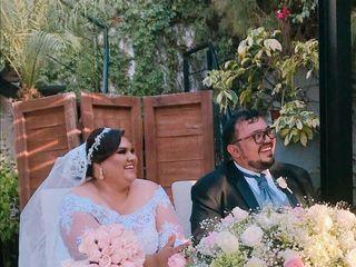 La boda de Citlaly  y David 2