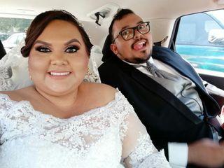 La boda de Citlaly  y David 3