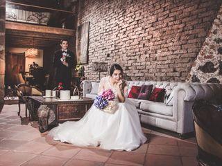 La boda de Ángeles y Gerardo