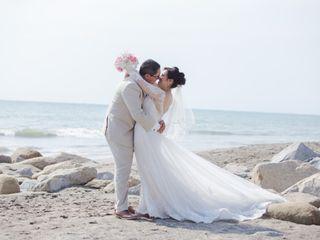 La boda de Evelyn y Rafael