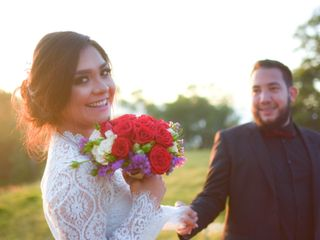 La boda de Gina y Hermes 2