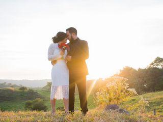 La boda de Gina y Hermes