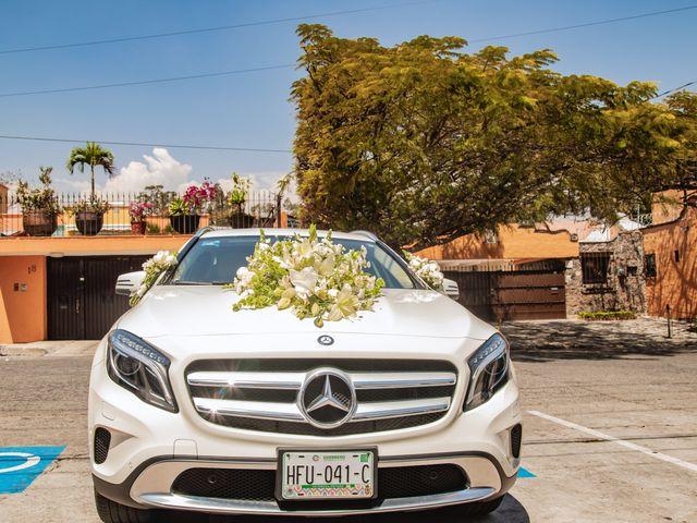 La boda de Tona y Brenda en Jiutepec, Morelos 10