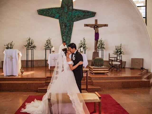 La boda de Tona y Brenda en Jiutepec, Morelos 13