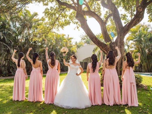 La boda de Tona y Brenda en Jiutepec, Morelos 14