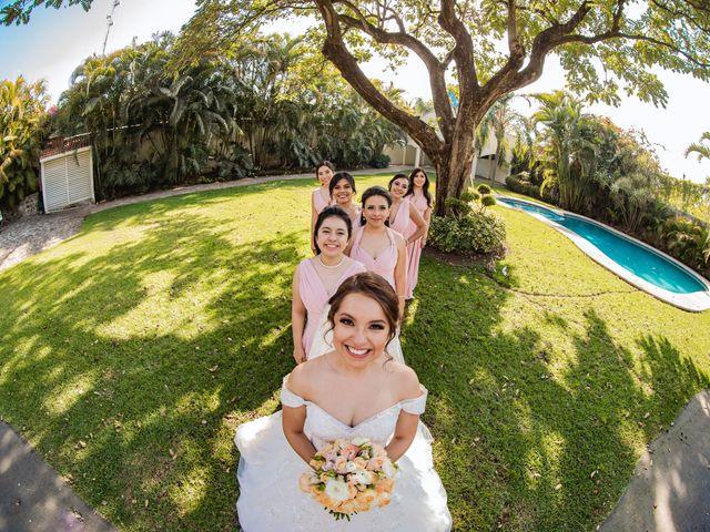 La boda de Tona y Brenda en Jiutepec, Morelos 15