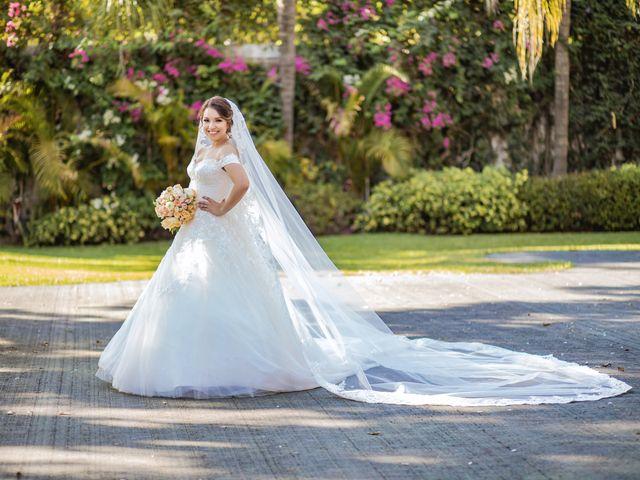 La boda de Tona y Brenda en Jiutepec, Morelos 19