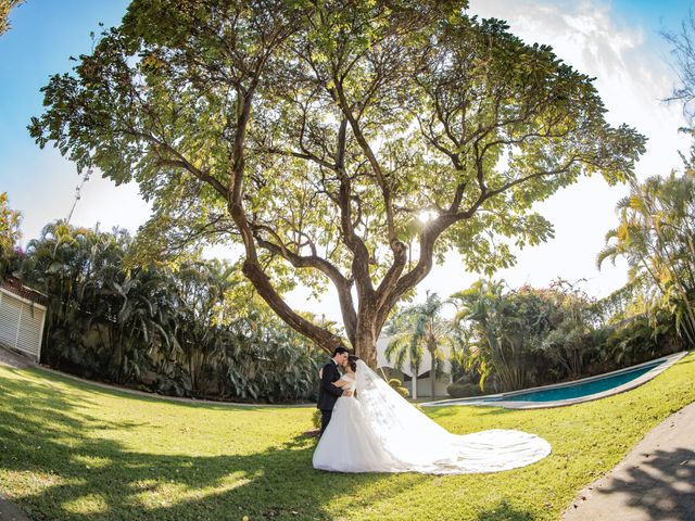La boda de Brenda y Tona