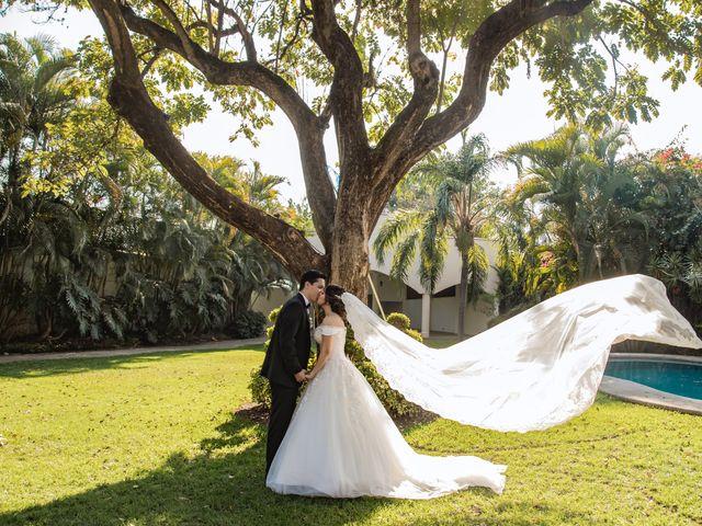 La boda de Tona y Brenda en Jiutepec, Morelos 20