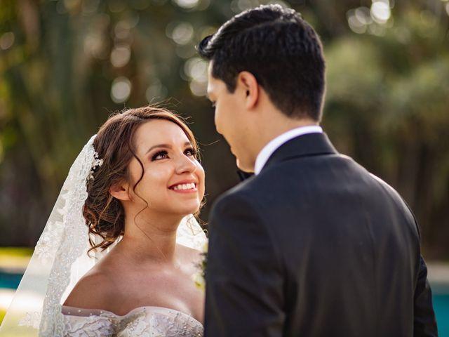La boda de Tona y Brenda en Jiutepec, Morelos 22
