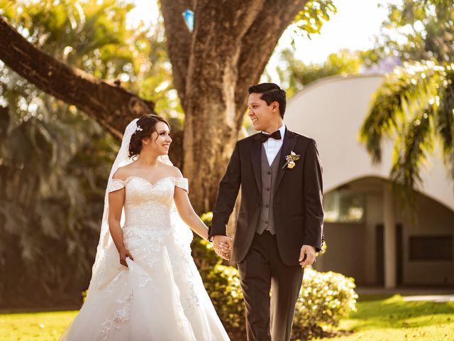 La boda de Tona y Brenda en Jiutepec, Morelos 23