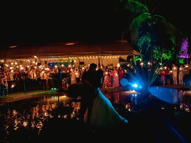 La boda de Tona y Brenda en Jiutepec, Morelos 27