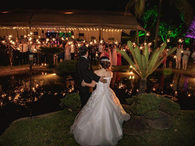 La boda de Tona y Brenda en Jiutepec, Morelos 28