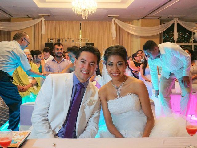 La boda de Luz y Cristian