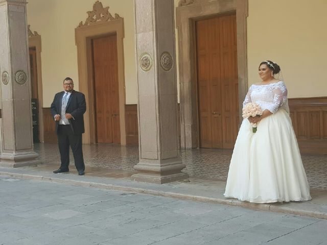 La boda de Citlaly  y David