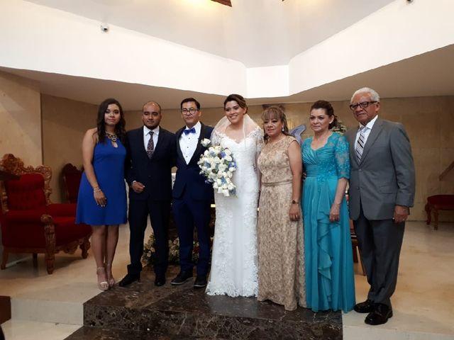 La boda de María Fernanda  y Leonardo