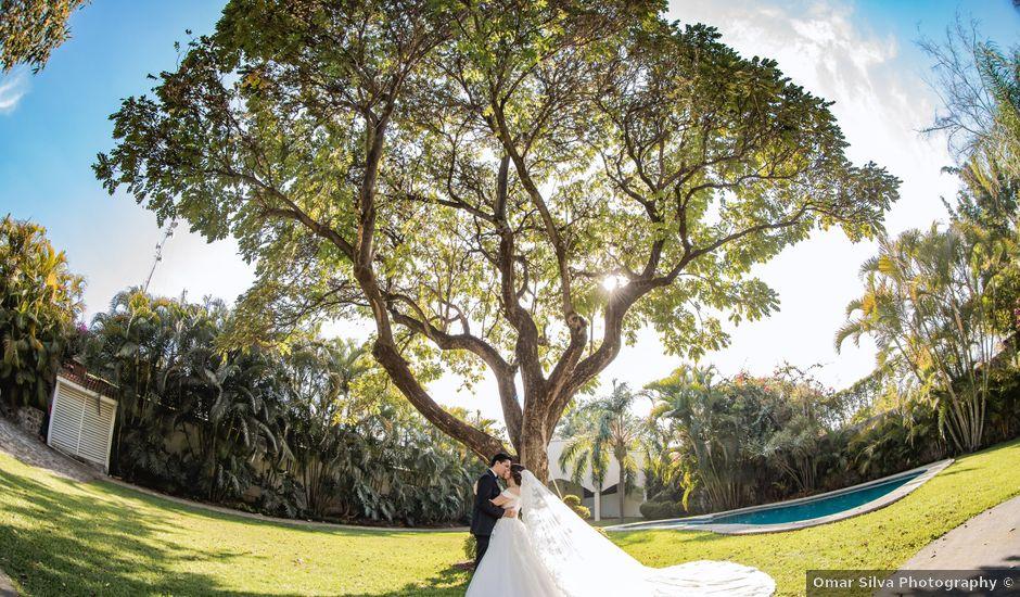 La boda de Tona y Brenda en Jiutepec, Morelos