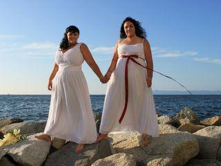 La boda de Yessica y Daniela 1