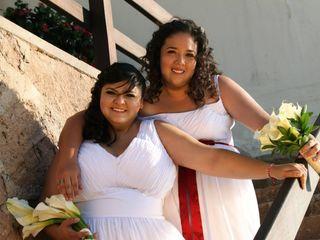 La boda de Yessica y Daniela