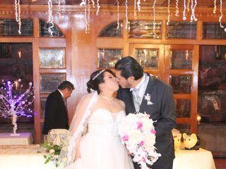 La boda de Angie  y Luis 1
