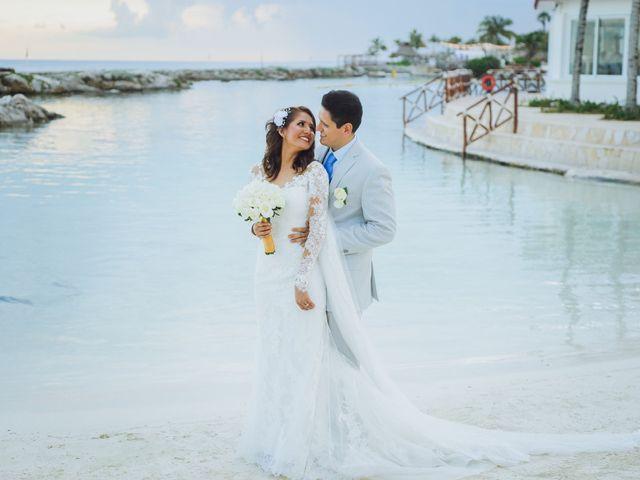 La boda de Nayelli y Luis