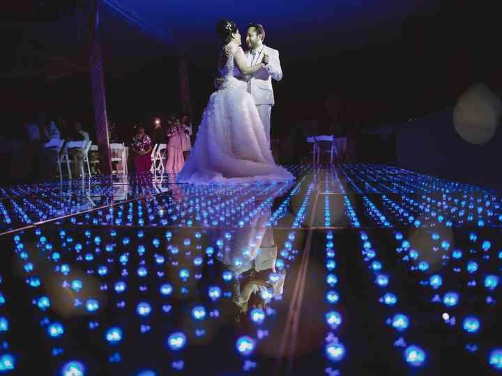 La boda de Cinthia y Carlos