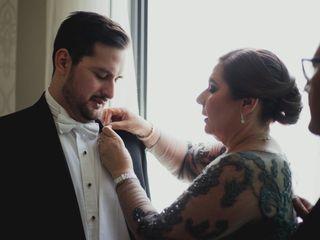 La boda de Gina y Diego 1